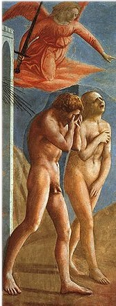 The Expulsion from the Garden of Eden (Masaccio)